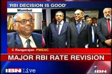 Rangarajan lauds RBI over Monetary Policy