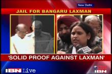 CBI satisfied with verdict on Bangaru Laxman: Lawyer