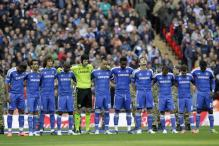 Chelsea 'embarrassed' by fans at Wembley