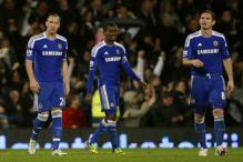 Dempsey late header holds Chelsea at Fulham