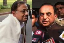 Chidambaram's son benefited from telecom deal: Swamy