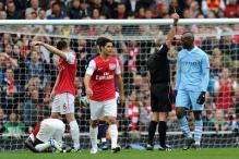 Man City title hopes crumble as Arsenal win 1-0