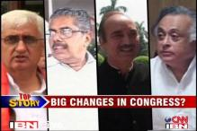 Reshuffle plan: Congress looks to revitalise party