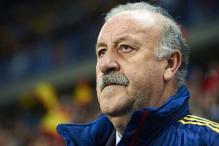 Spain coach Del Bosque extends contract