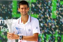 I'm just as good as last year, warns Djokovic