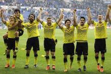 Defending champions Dortmund seal Bundesliga title