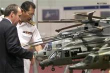 Probe into Italian firm's chopper deal with India
