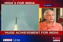 Agni-V: Nobody can mess with us, says ex-Air Force chief