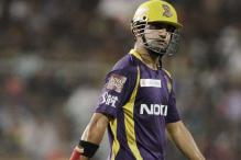Livid Gambhir warns KKR of drastic changes
