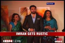 Imran gets rustic in 'Matru Ki Bijli Ka Mandola'