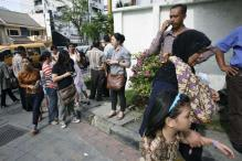 Tsunami warning after 2 quakes in Indonesia lifted