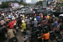 Twin quakes in Indonesia, India spared tsunami