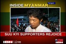 Myanmar polls: Suu Kyi's party claims victory in 12 seats