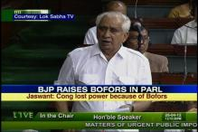 Live updates: Parliament discusses Bofors