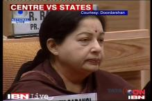 Jaya, Modi take on Centre at security meet
