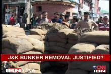 Policeman shot dead: J&K bunker removal justified?