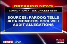 Sack tainted JKCA chief: Members to Abdullah