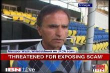 JKCA scam: Receiving threats, says whistleblower