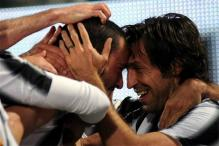Juventus move top of Serie A with a win