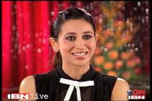 Karisma Kapoor talks about her comeback