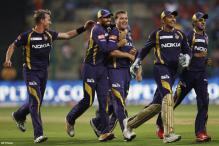 Gambhir, Balaji star in KKR's first win