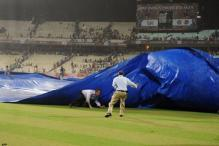 KKR-DC tie called off due to rain