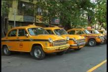 Kolkata: Taxi strike hits commuters