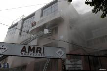 AMRI authorities plan to reopen fire-hit hospital