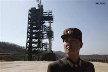 North Korea suffers blow as rocket launch fails
