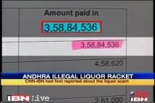 AP liquor scam: Officer heading probe transferred