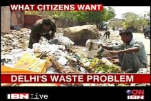 MCD polls: Delhi's overflowing garbage problem