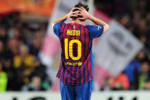 Demi-God for his fans, Messi is only human