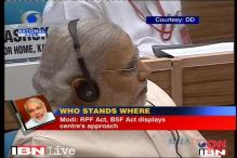 Chief Ministers object to BSF Amendment Act