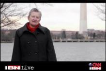 US ambassador-designate Nancy Powell's message to India