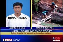 Odisha govt in a fix as Naxals' deadline ends