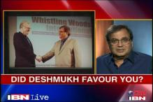 Land does not make institutions: Subhash Ghai