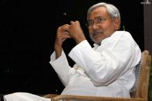 Nitish in Mumbai for Bihar centenary celebrations