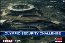 UK: Security tightened for London Olympics