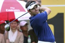 Oosthuizen wins Malaysian Open in play-off
