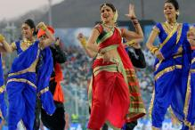 Glittering opening ceremony for new Pune stadium