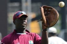 Windies coach Gibson fined for DRS outburst