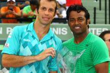 Paes hauls 50th doubles title in Miami