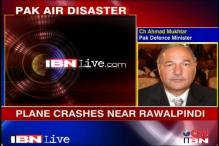 The aircraft was at a very low altitude: Pak Defence Minister