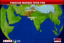 Pak Marines fire at Indian fishermen, 1 injured