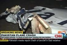 Pakistan promises full probe into airliner crash
