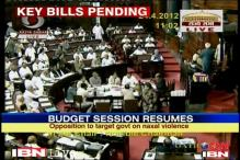 Parl session resumes, CD row may rock session