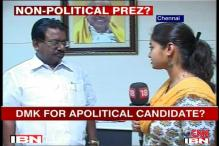 New president must have wide knowledge in politics: DMK