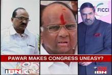 Agricultural exports: Pawar makes Congress uneasy?