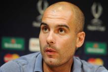 I can only thank Mourinho, responds Guardiola