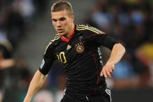 Arsenal sign Germany striker Lukas Podolski